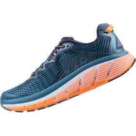 Hoka One One Gaviota Running Shoes Men bluestone/black iris